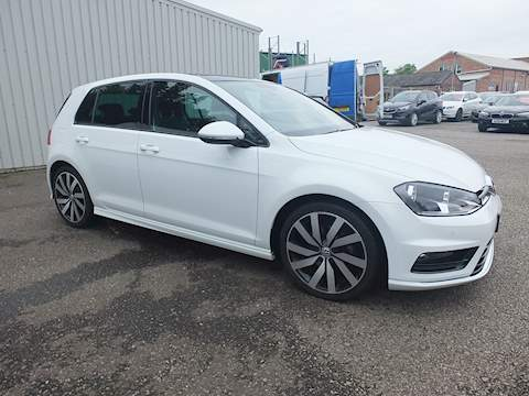 Volkswagen Golf R-Line Edition Tdi Hatchback 2.0 Manual Diesel