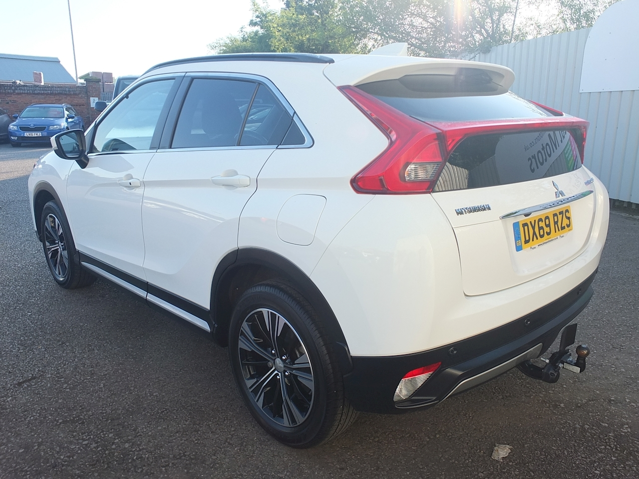 Eclipse Cross 3 SUV 1.5 Manual Petrol