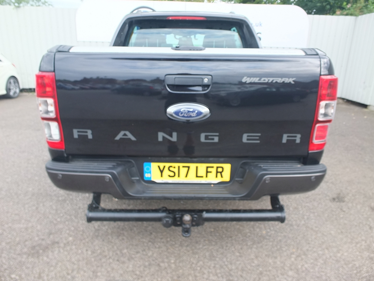 Ranger Wildtrak 4X4 Dcb Tdci Double Cab Pickup 3.2 Manual Diesel