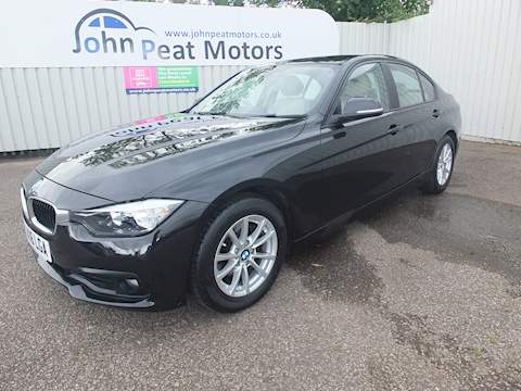 BMW 3 Series 320d ED Plus Saloon 2.0 4dr Saloon Automatic Diesel