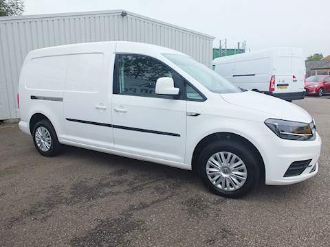 Volkswagen Caddy Maxi C20 Tdi Trendline Bluemotion Technology Panel Van 2.0 Manual Diesel