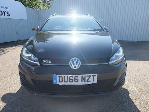 Volkswagen Golf Gtd Dsg 184 Estate 2.0 Automatic Diesel