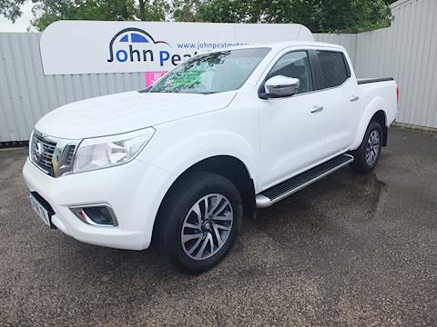 Nissan Navara Dci N-Connecta 4X4 Shr Dcb Double Cab Pickup 2.3 Manual Diesel