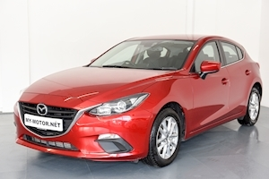 Mazda 3 D Se Nav Hatchback 2.2 Manual Diesel