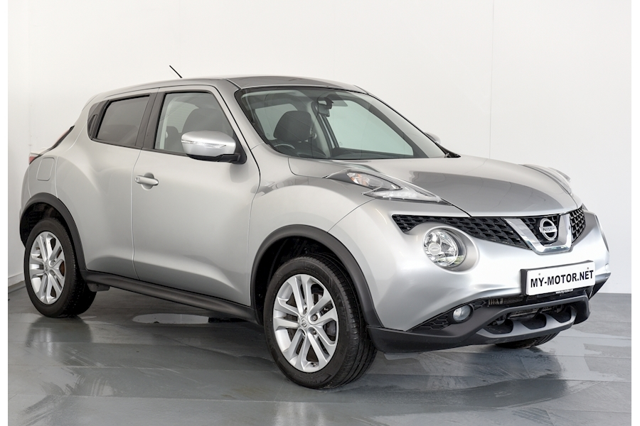 Juke Acenta Dci Hatchback 1.5 Manual Diesel