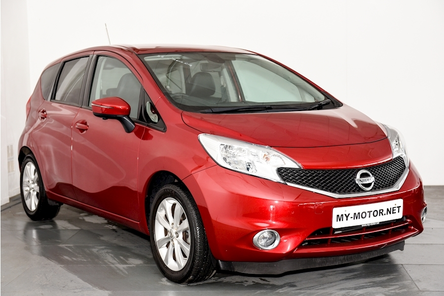 Nissan Note - Large 0