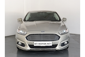 Mondeo Zetec Econetic Tdci Hatchback 1.6 Manual Diesel