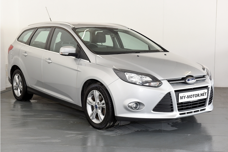 Focus Zetec Tdci Estate 1.6 Manual Diesel