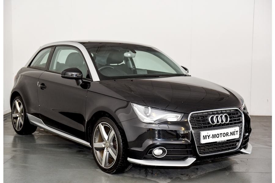 A1 Tdi Contrast Edition Hatchback 1.6 Manual Diesel