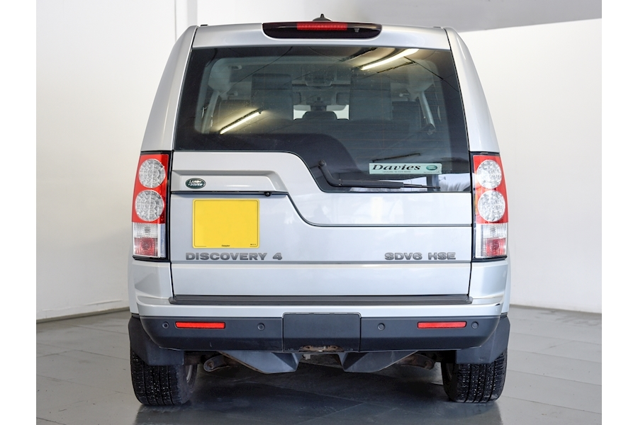 Land Rover Discovery - Large 4