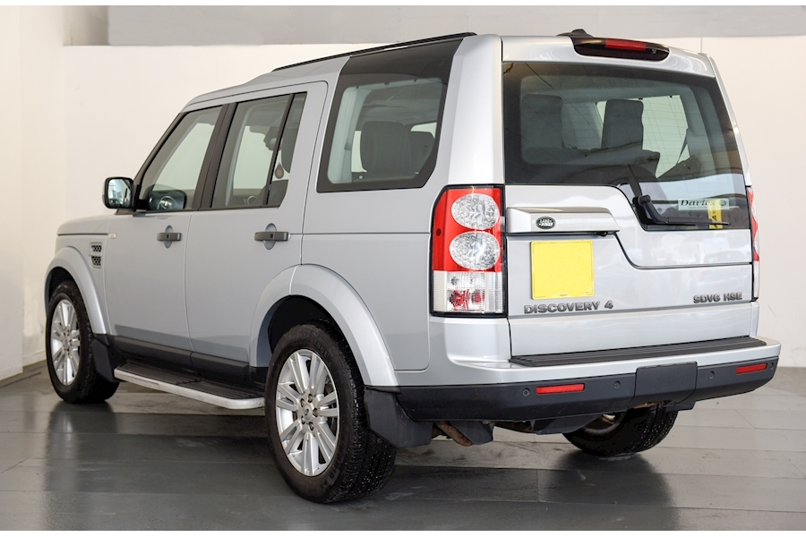 Land Rover Discovery - Large 5
