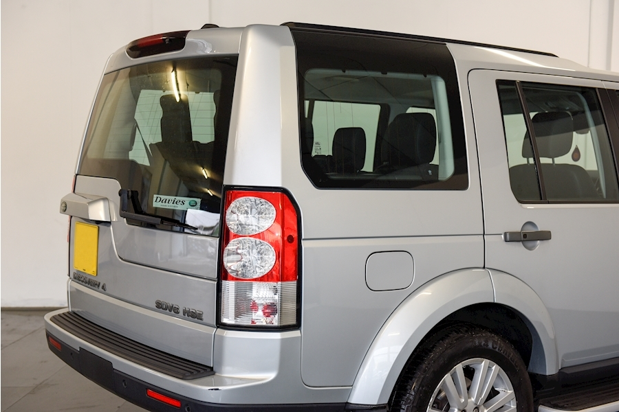 Land Rover Discovery - Large 32