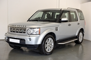 Discovery Discovery Hse Tdv6 Auto Estate 3.0 Automatic Diesel