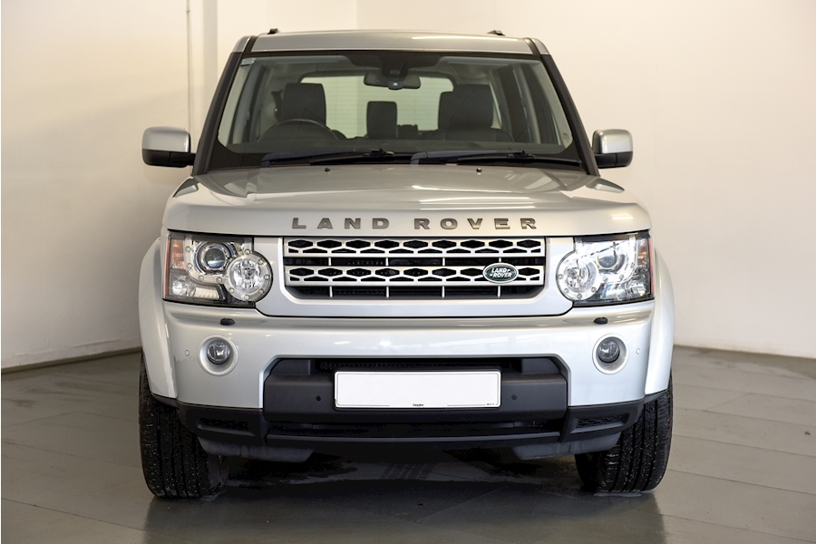 Land Rover Discovery - Large 1