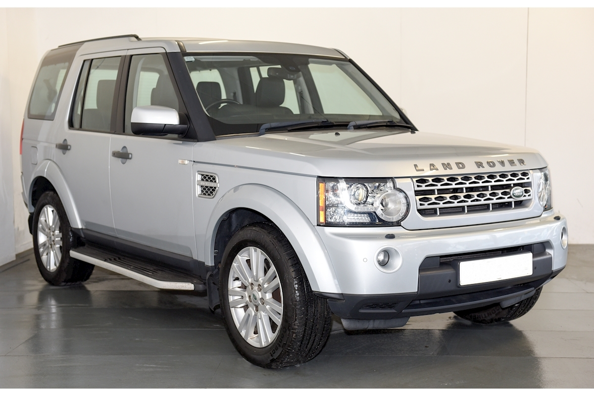Land Rover Discovery - Large 0