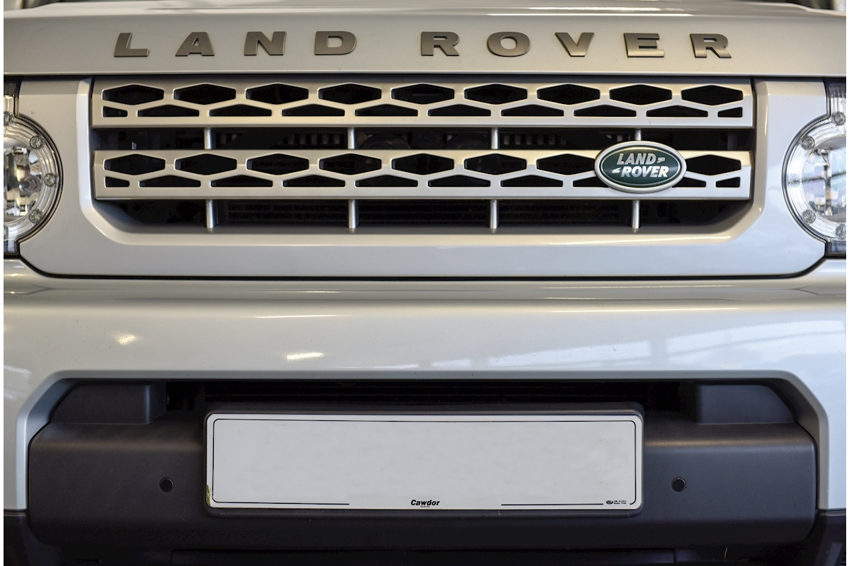 Land Rover Discovery - Large 38