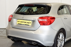 A-Class A180 Cdi Blueefficiency Sport Hatchback 1.5 Manual Diesel