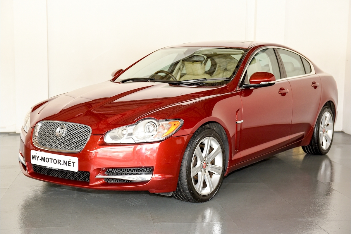 Jaguar Xf - Large 3