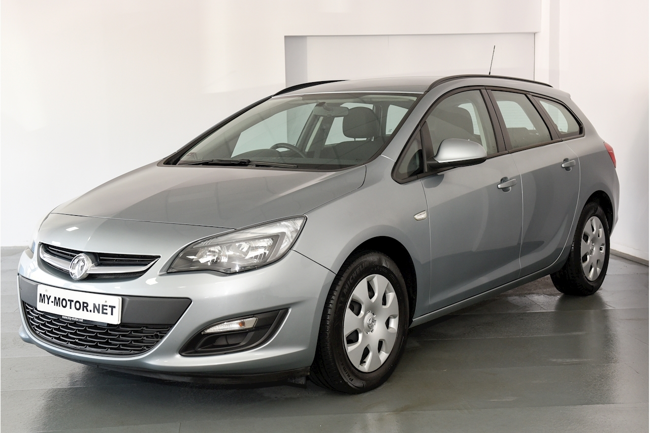 Vauxhall Astra - Large 2