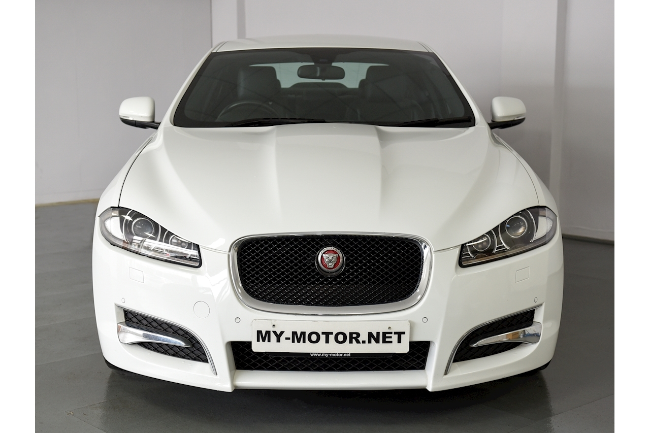 Jaguar Xf - Large 1