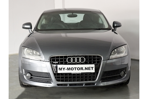 Tt Quattro Coupe 3.2 Manual Petrol