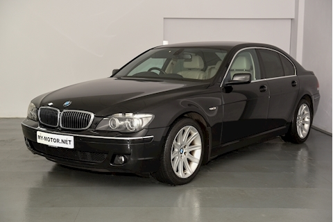 7 Series 730D Se Saloon 3.0 Automatic Diesel