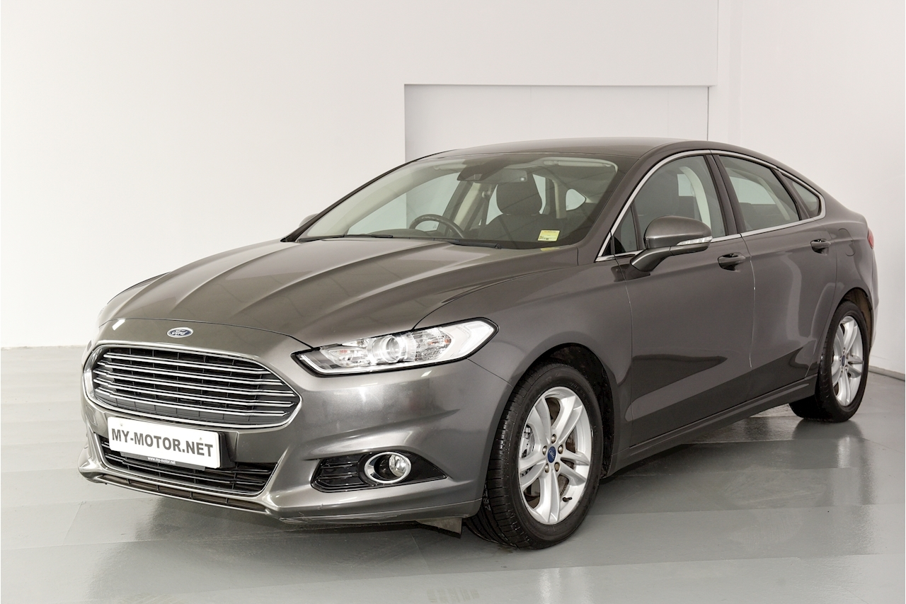 Ford Mondeo - Large 2