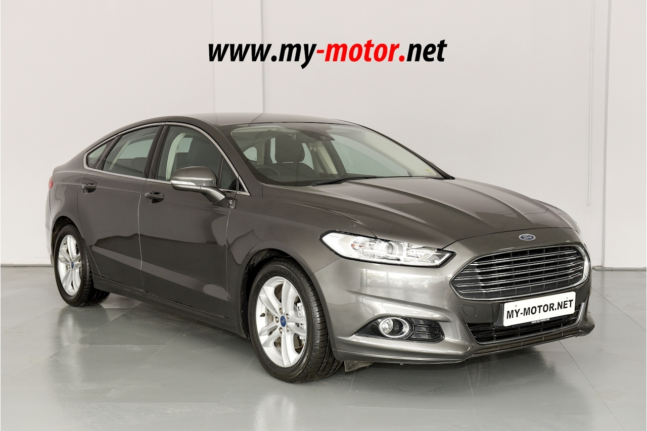 Ford Mondeo - Large 0