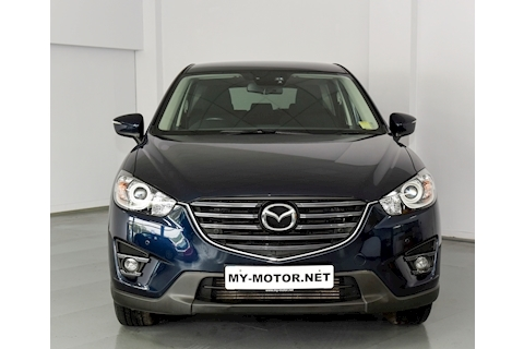 Cx-5 D Se-L Nav Estate 2.2 Manual Diesel