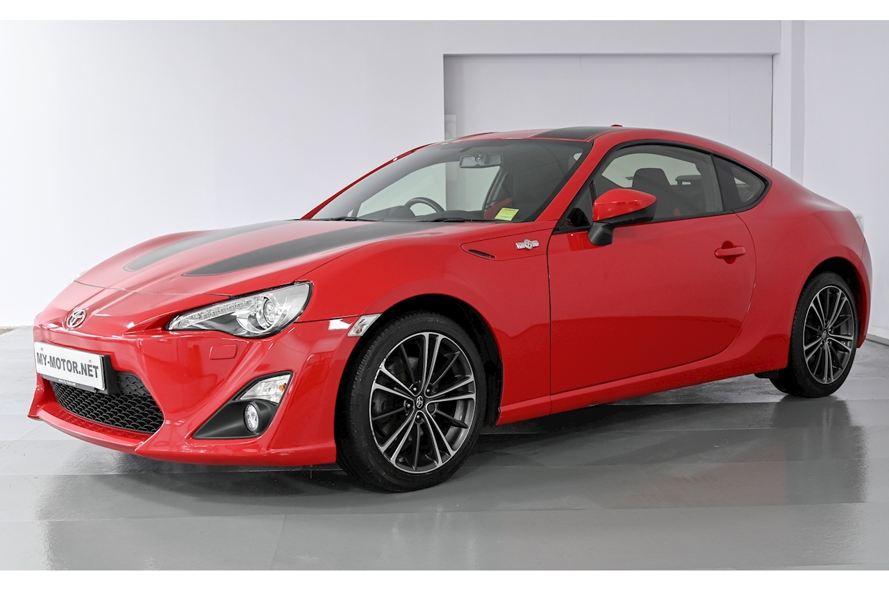 Toyota Gt86 - Large 2