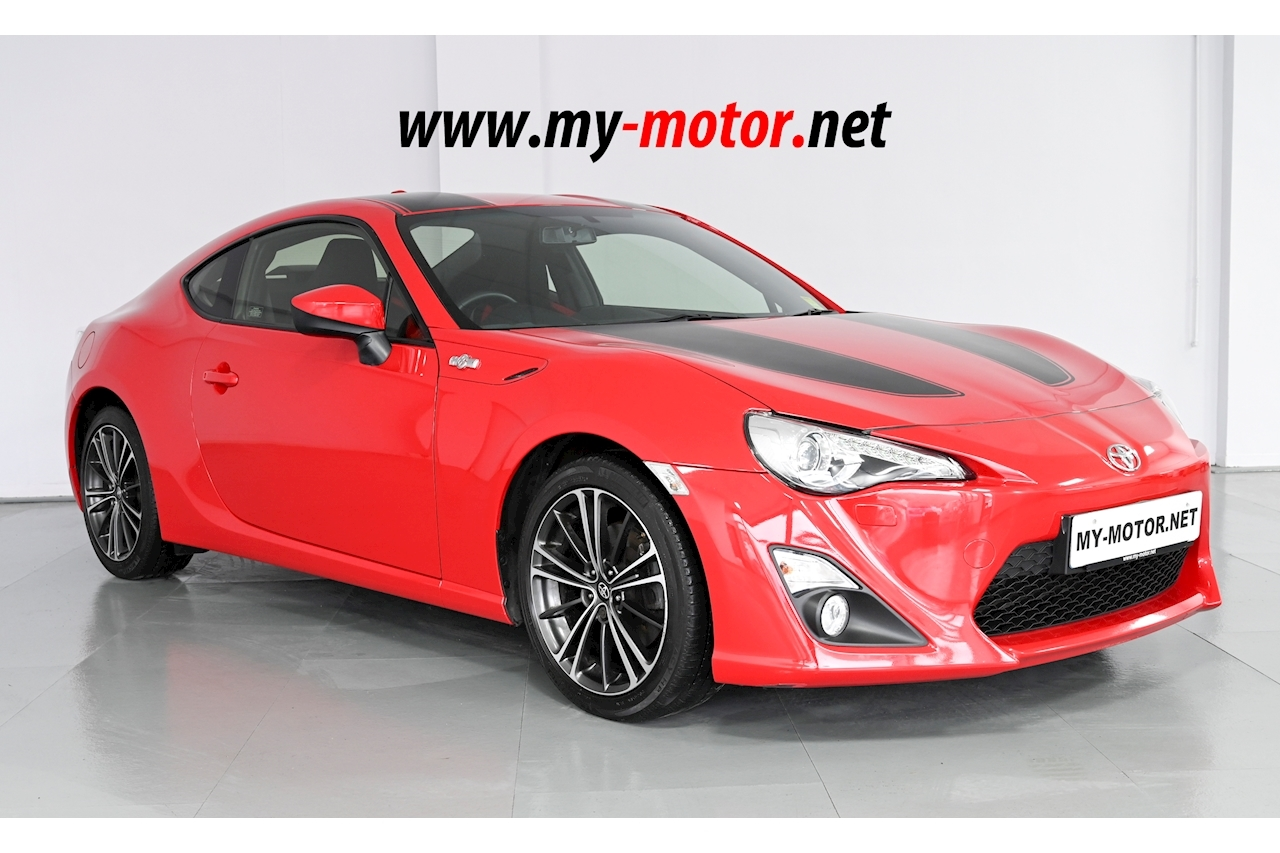 Toyota Gt86 - Large 0