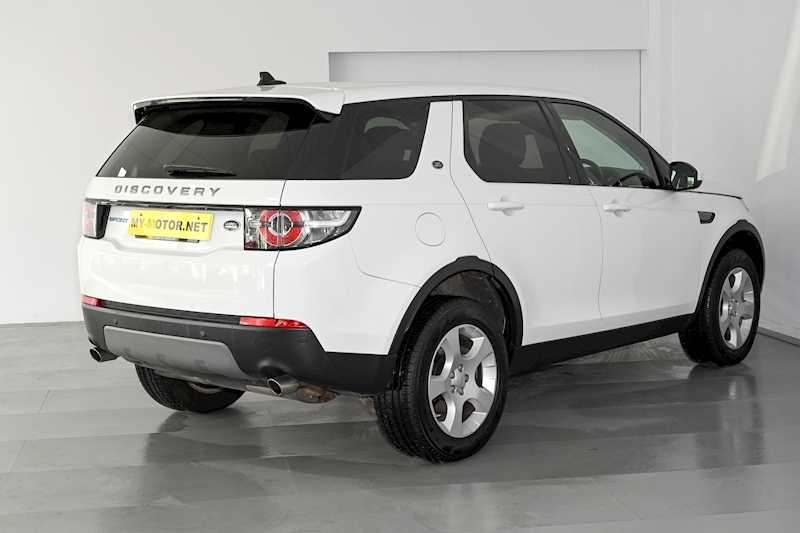 Land Rover Discovery Sport - Large 3