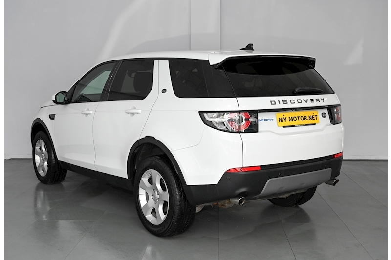Land Rover Discovery Sport - Large 5