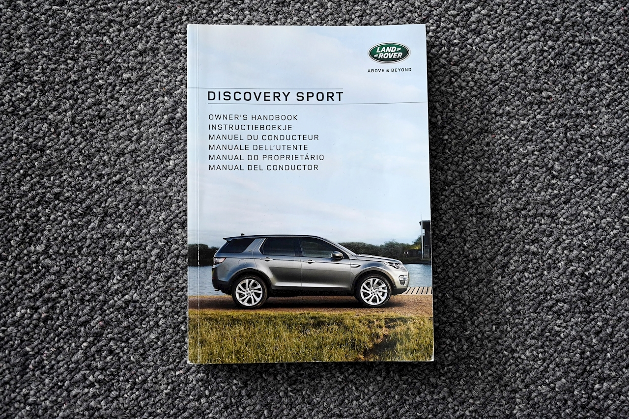 Land Rover Discovery Sport - Large 44