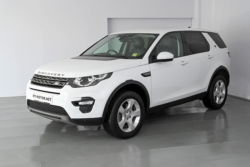 Land Rover Discovery Sport - Large 2