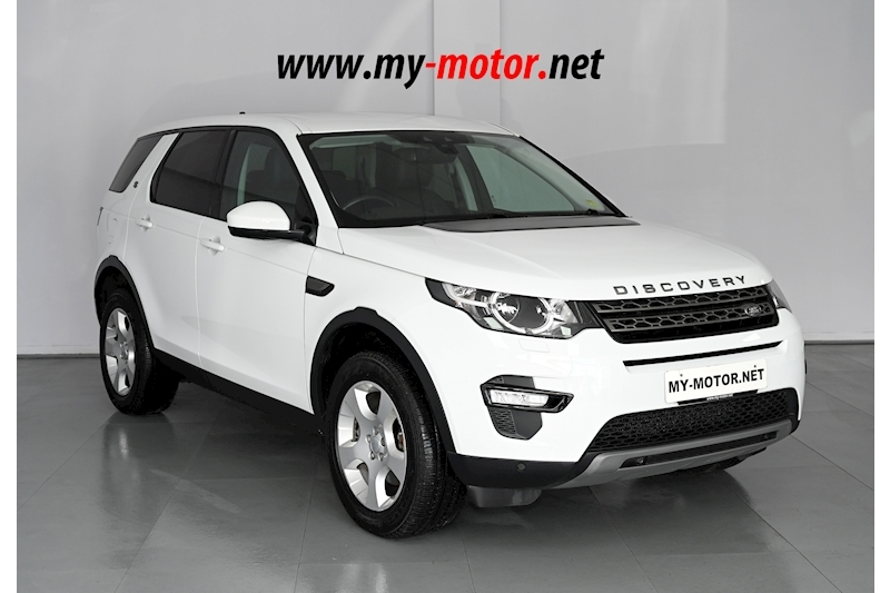 Land Rover Discovery Sport - Large 0