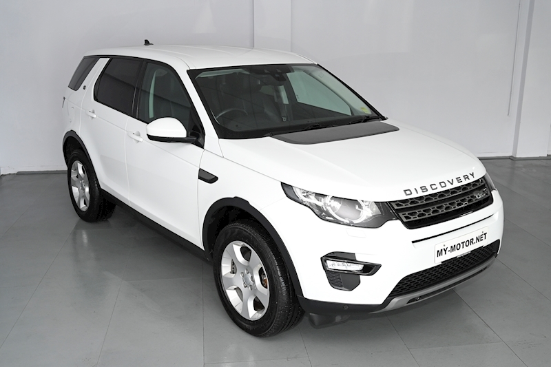 Land Rover Discovery Sport - Large 8