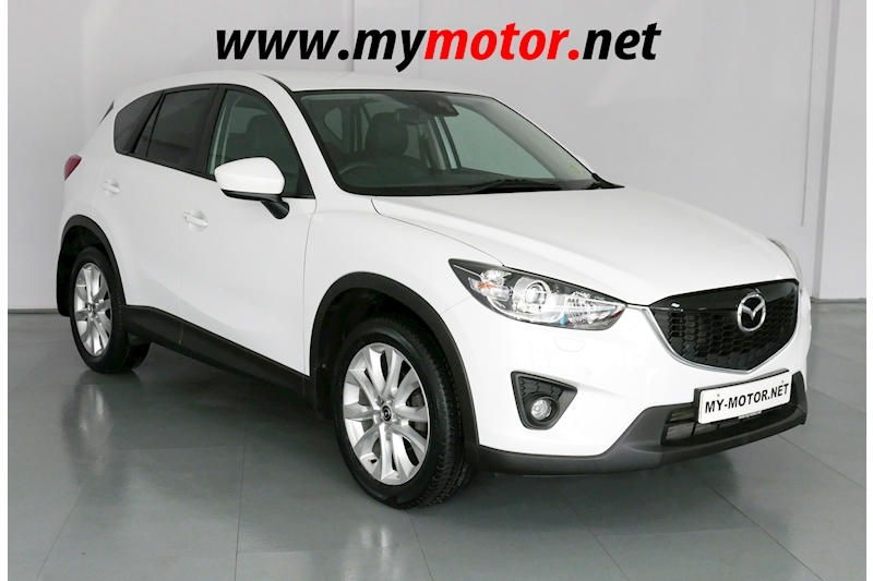 Cx-5 D Sport Estate 2.2 Manual Diesel