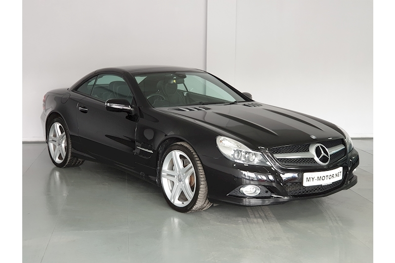 Mercedes Sl - Large 2