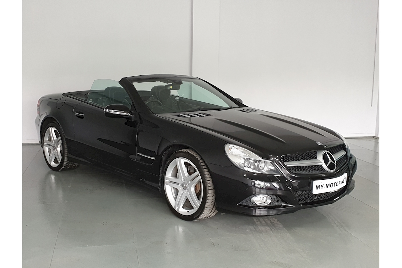 Mercedes Sl - Large 1