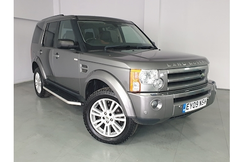 Discovery Tdv6 Hse E4 Estate 2.7 Automatic Diesel