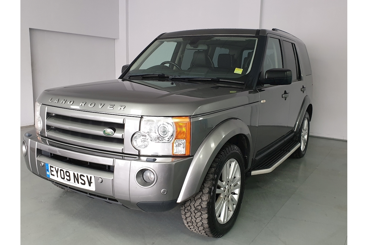 Land Rover Discovery - Large 9