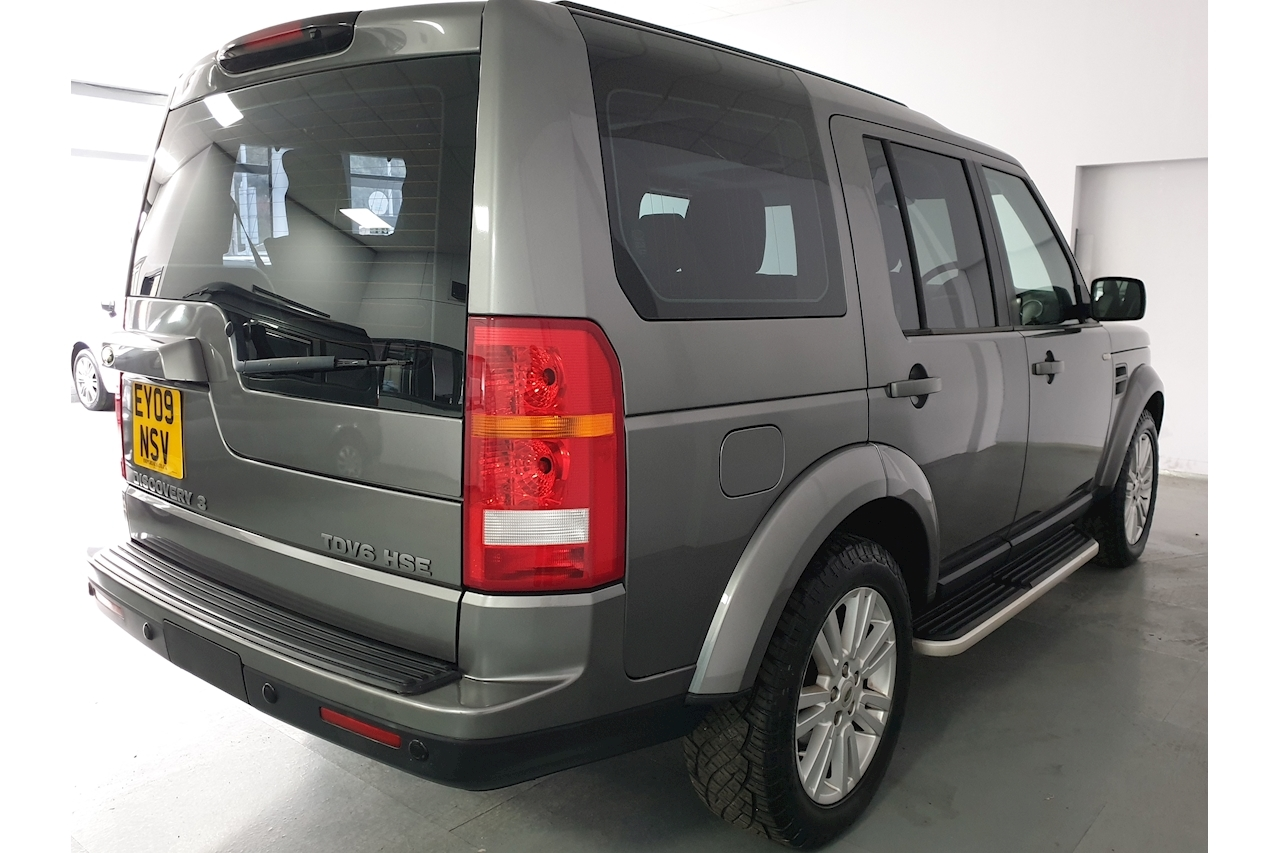 Land Rover Discovery - Large 10