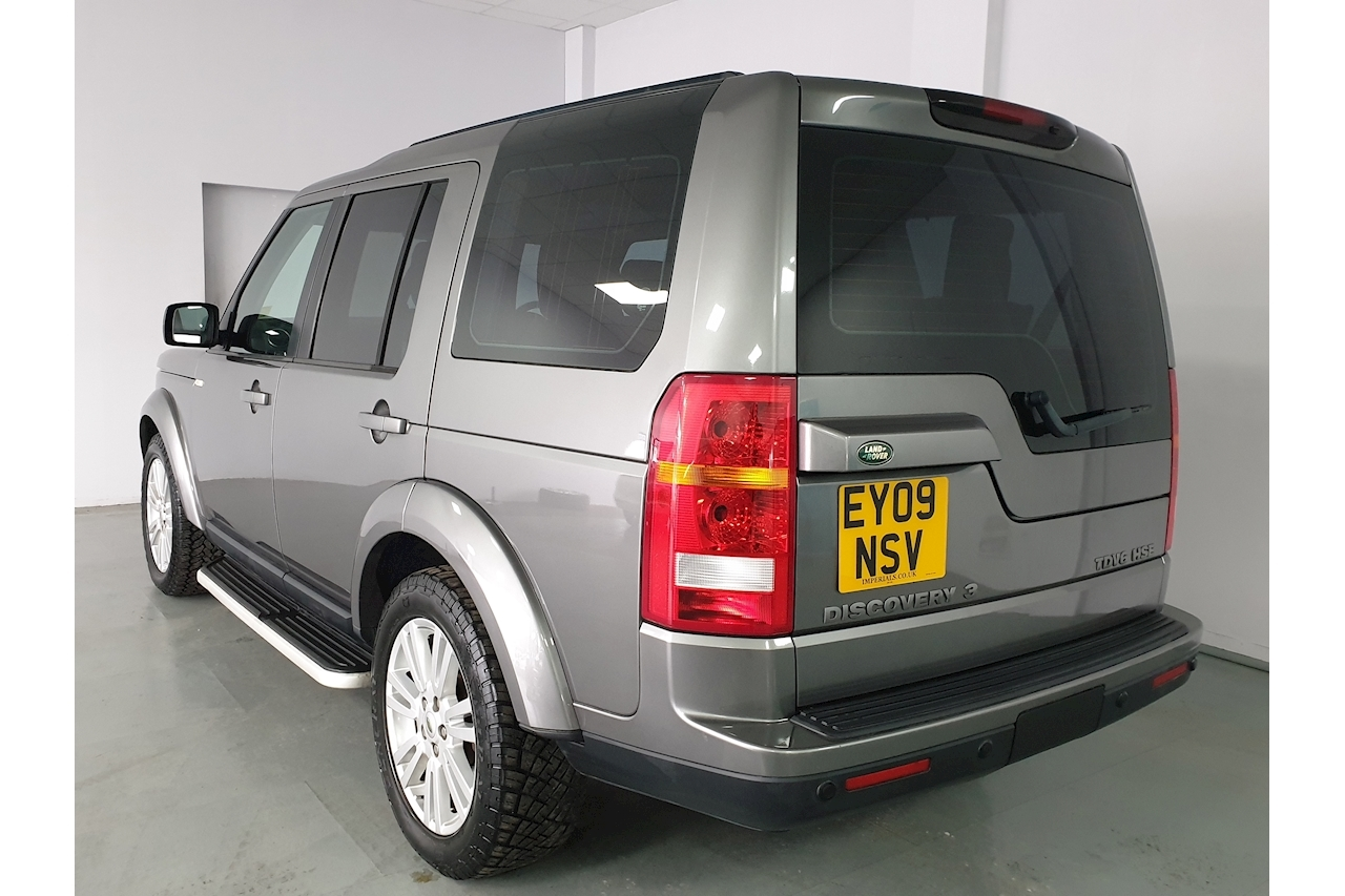 Land Rover Discovery - Large 11