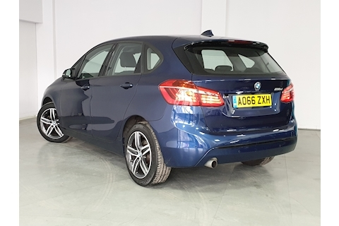 2 Series 218D Sport Active Tourer Hatchback 2.0 Automatic Diesel