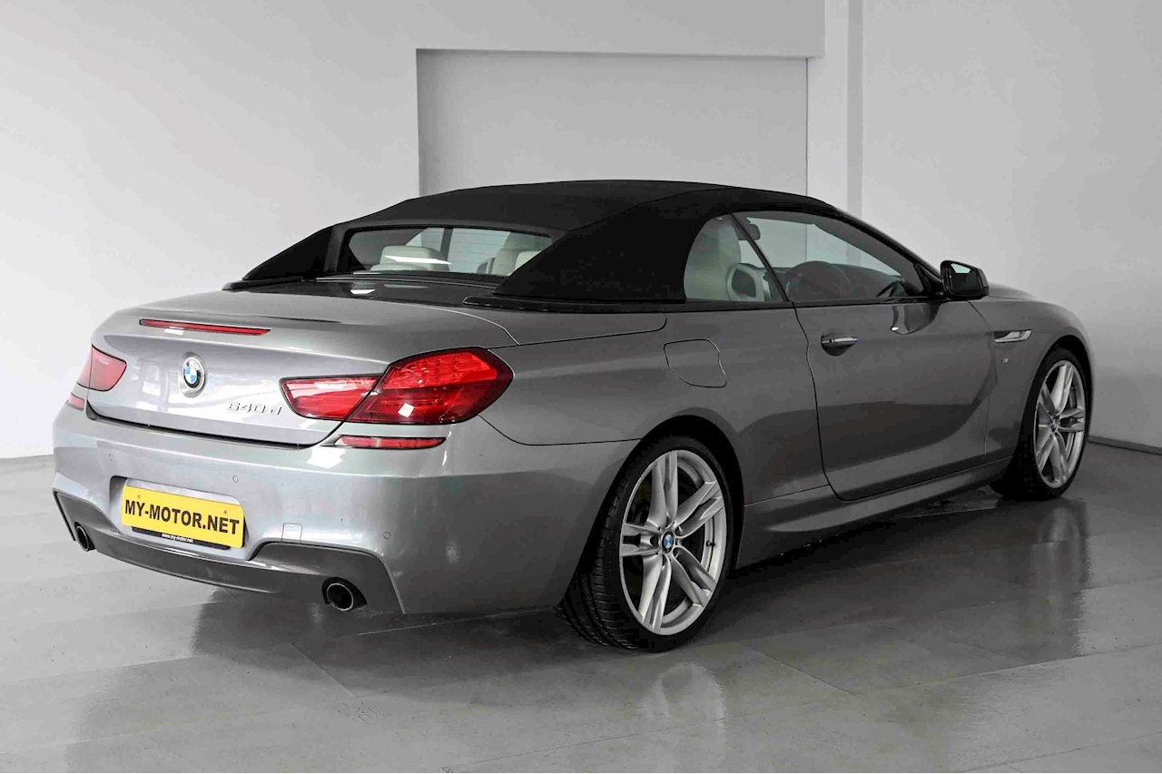 BMW 6 Series - Large 8