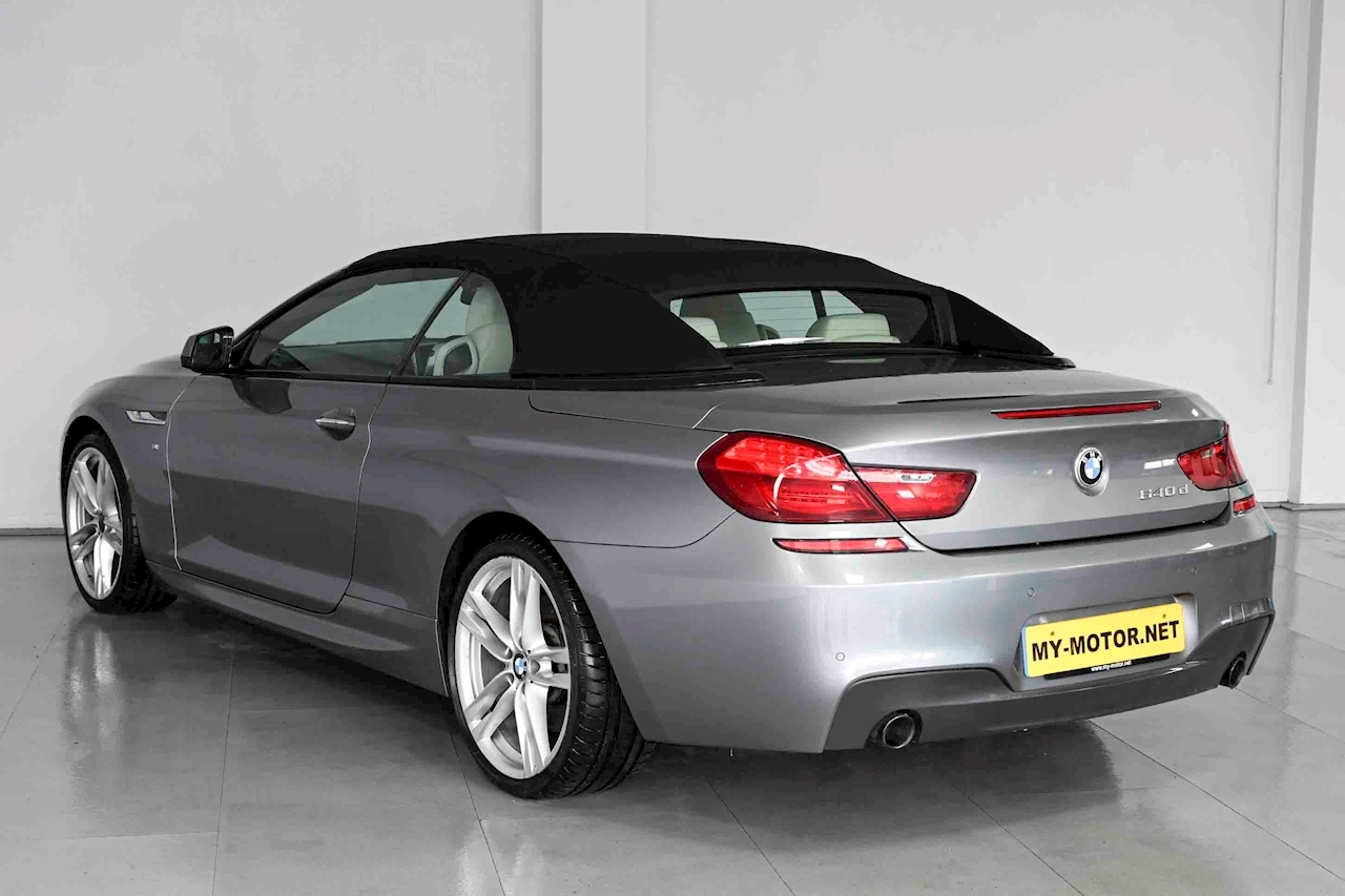 BMW 6 Series - Large 7