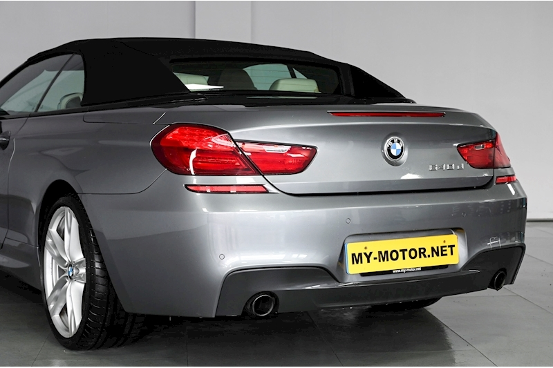BMW 6 Series - Large 43