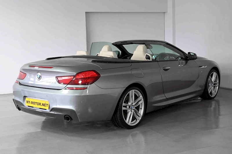 BMW 6 Series - Large 3