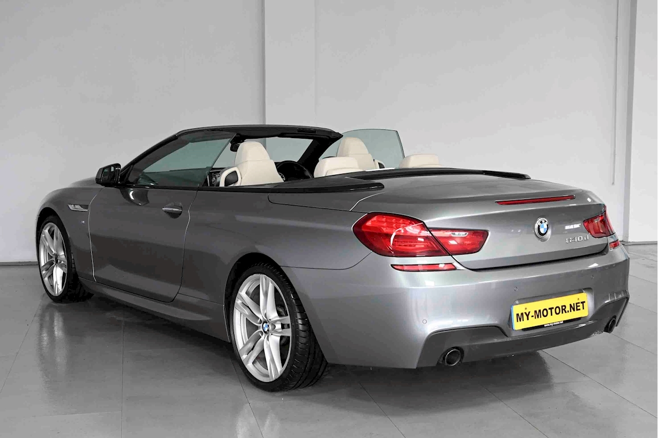 BMW 6 Series - Large 5